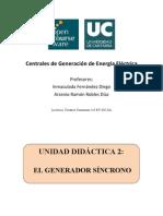 Generadores en Centrales