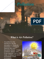 Air Pollution and Nuclear Hazards (1)