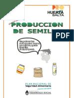 Produccion de Semillas - Salta