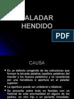 PALADAR HENDIDO -> Futura Médica