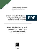 Direito Da Familia e Sucessoes Portugal