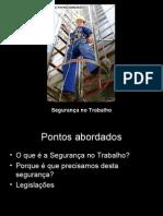 Higiene e Segurança no Trabalho - DR2