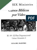 BI 09 - El Plan Dispensacional - M