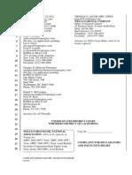 Wells Fargo Deutsche Bank Sue Richmond CA, MRP for Illegal Eminent Domain for pirvate profit Scheme