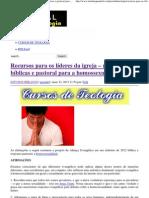Recursos para os líderes da igreja – respostas bíblicas e pastoral para a homossexualidade _ Portal da Teologia.pdf