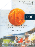 10th Five Year Plan