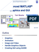Graphics and GUI theory Using Matlab