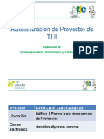 Administracion de TI II