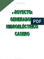 99864050 Proyecto Generador Electrico Casero