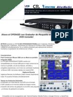 Grabador Digital Cpd541
