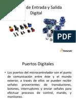 Puertos de Entrada y Salida Digital