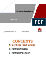 Huawei DBS Hardware Installation