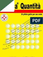 Modica Quantità - Pillole Gialle
