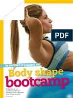 30168203 Get in Shape With Caroline Sandry Health Fitness Mag