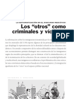 Grupo Picnic - Los 'Otros' Como Criminales y Victimas