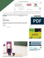 Adeus, docência _ Revista Educação