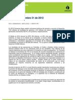 20130225+Información+Relevante+Resultados+financieros+2012