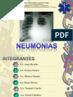PROCESO DE ENFERMERIA EN NEUMONIA