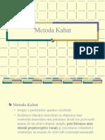 C12 - Metoda Kabat
