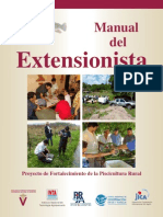 IPAFNEA - Manual Extensionismo Piscicultura Rural
