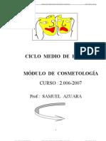 Cosmetologia Medio