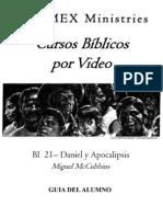 BI 21 Daniel y Apocalipsis - Alumno