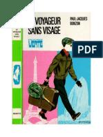 Bonzon P-J Le Voyageur Sans Visage 1962