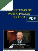 4 Los Sistemas de Participacion Politica en Chile
