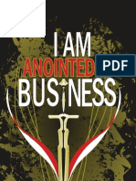 The Business Anointing Book 2011