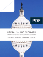 Liberalism and Cronyism