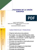 PWP Instituciones UE