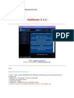 SubSeven 2.1.3 -