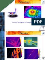 aplicacciones de termografia infraroja