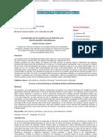 Revista de Ciencias Sociales - A propósito de lo mestizo en la historia y la Historiografía colombianas