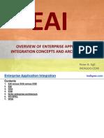 Enterprise Application Integration Technologies (EAI)