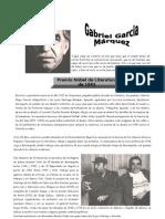 IV BIM - LIT - 4TO AÑO - Guia 4 - Gabriel García Marquez