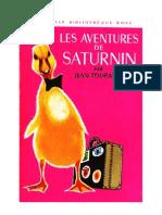 Bonzon P-J Saturnin 01 Les Aventures de Saturnin 1969