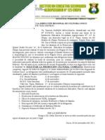 Solicitud Dircetur - Mp- Cusco