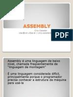 Assembly Aula1