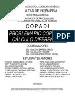 Problemario Calculus