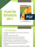 3.-Plan de Estudios 2011