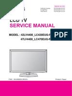 LGE 47LV4400 Service Manual_R01-1