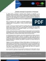 Análisis IPYS Venezuela_Procedimientos judiciales amenazan la expresión en Venezuela (1)