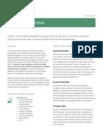 iovation Risk Module Data Sheet
