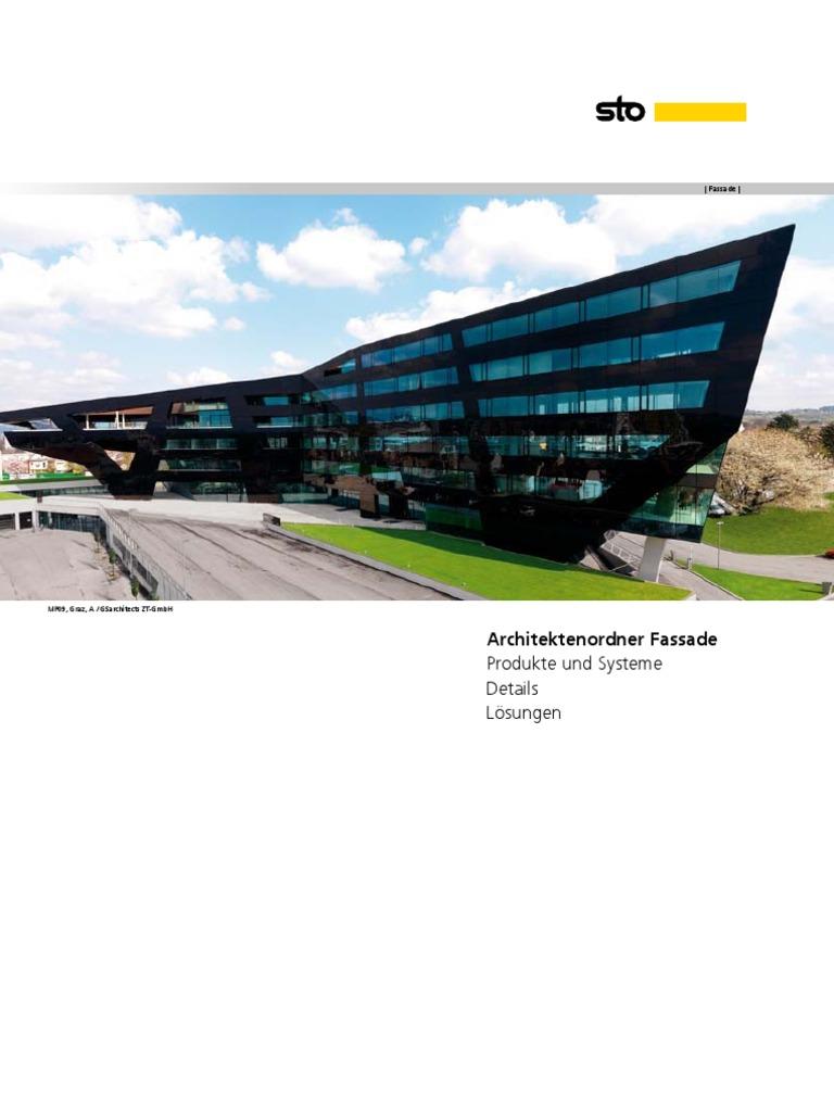 Baustoffe & Holz Frank Fassaden Natursteinplatten Auf Wds-system Geklebt