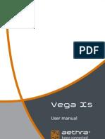 Manual Vega x5