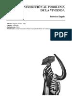 22865764 Engels F Contribucion Al Problema de La Vivienda 1859 Ed Progreso