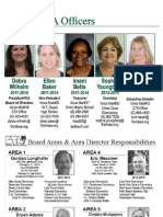 Meet Our Executive Board