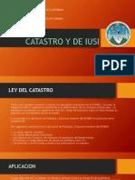 Ley de Catastro y Ley de Iusi