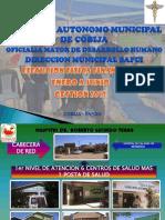 Ejecucion Fisica Financiera (Enero -Junio 2013)Salud